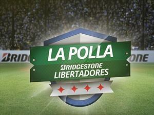 """Con la """"Polla"""" Bridgestone Libertadores, demuestra tu pasión por el fútbol"""