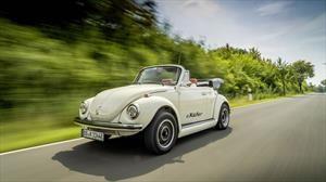 ¿Un Beetle clásico eléctrico? Sí, Volkswagen vende un kit para convertirlo