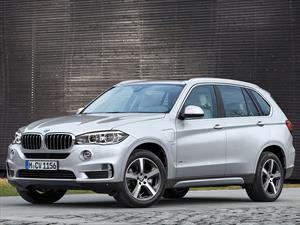 BMW X5 xDrive40e 2016 es el primer plug-in hybrid de la marca