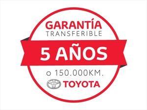 Toyota estira la garantía de sus modelos a cinco años