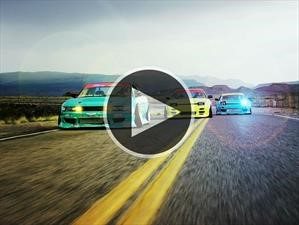 Let's Drift, el video de drifting extremo que te enamorará
