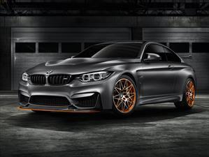 BMW Concept M4 GTS, picante en Pebble Beach Concours d'Elegance 2015