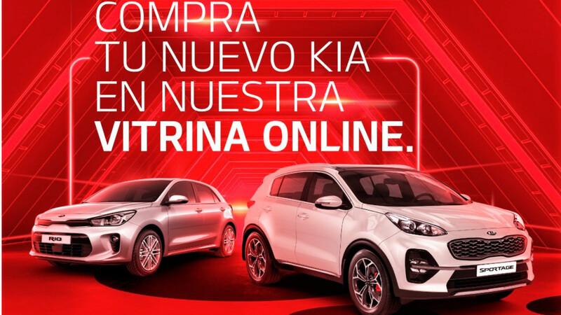 Kia lanza en Colombia plataforma para comprar vehículos online