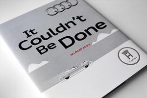 Audi le cuenta su historia a los niños con este libro