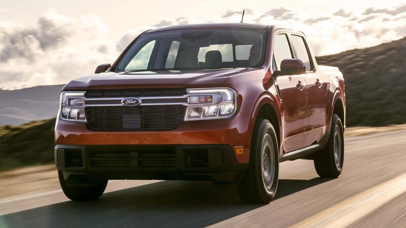 La Ford Maverick, producida en México, ya tiene más de 80 mil reservas en Estados Unidos