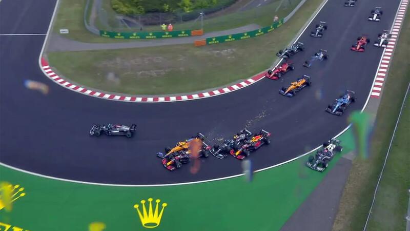 Fórmula 1 GP de Hungría 2021: Ni para Hamilton ni para Verstappen