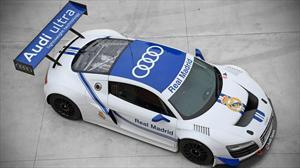 Audi hizo entrega de sus joyas a los jugadores del Real Madrid