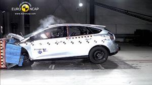 Ford Focus premiado por Euro NCAP