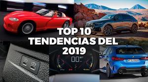 Resumen 2019: 10 tendencias que se dieron en el mundo automotriz