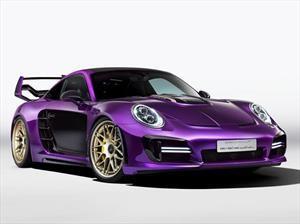 Gemballa Avalanche, un Porsche 911 Turbo con más de 800 hp