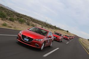 Mazda3 Tour: Un viaje de 4,100 Km desde Salamanca hasta Toronto