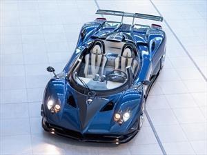 Pagani Zonda HP Barchetta, el hiperdeportivo más caro del planeta