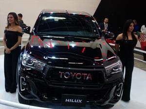Toyota Hilux GR-S: Edición Limitada de lujo