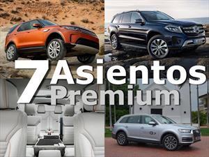 Los vehículos premium de 7 asientos que se venden en Argentina