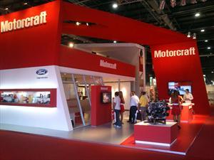 Motorcraft en Automechanika 2012