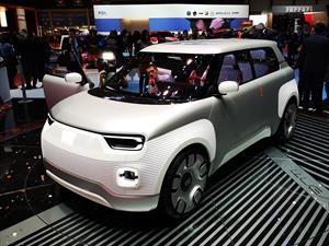 FIAT Concept Centoventi se presenta