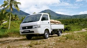 Suzuki Carry vuelve en formato pick-up comercial