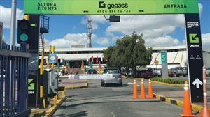 Paga peajes y parqueaderos con Gopass