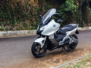 Autocosmos se sube a la moto: probamos la BMW C600 Sport