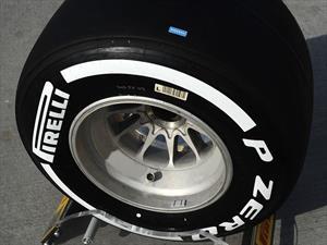 F1: Pirelli prueba una nueva manera de medir su temperatura de los neumáticos