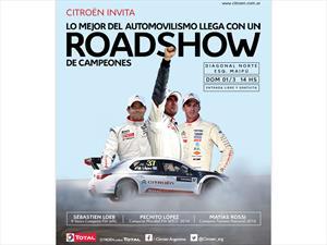 Citroën te invita a la fiesta de los campeones