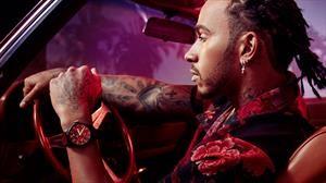 IWC le rinde homenaje al piloto Lewis Hamilton con un exclusivo reloj