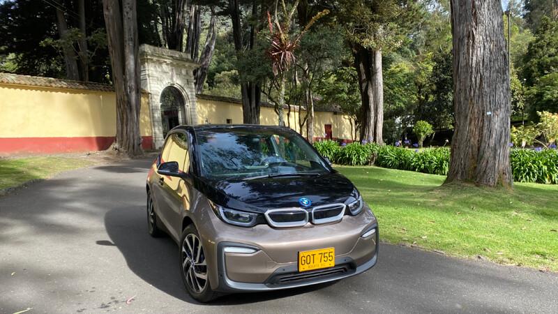 8 tecnologías del auto eléctrico BMW i3
