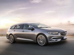 Opel Insignia 2018, el mediano de la filial europea de GM se renueva