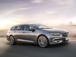 Opel Insignia 2018 se renueva