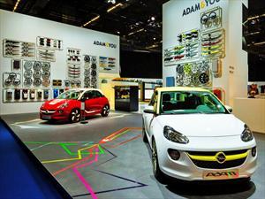 Opel ADAM es elegido dentro de los Mejores Autos 2014