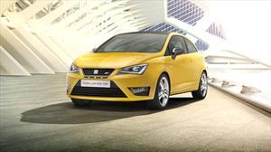 SEAT Ibiza Cupra Concept se presenta en el Salón de Beijing 2012