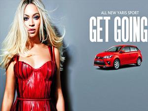 """All New Yaris Sport y Beyoncé invitan a """"alcanzar los sueños"""""""