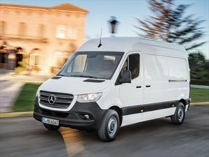 Mercedes-Benz presenta la nueva generación de la Sprinter