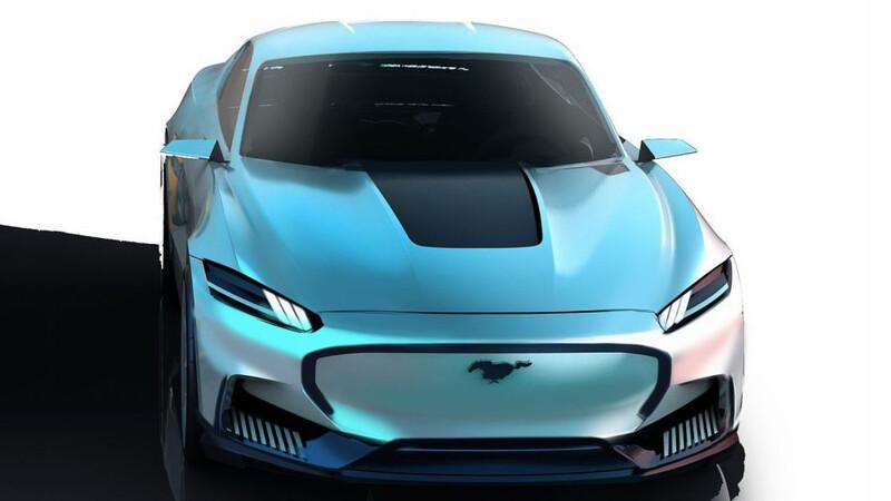 El nuevo Ford Mustang llegaría en 2022