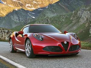 Alfa Romeo 4C es el Auto del Año según FHM
