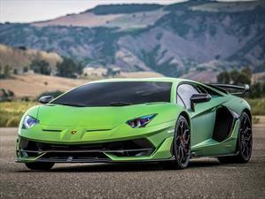 Lamborghini Aventador SVJ 2019 con 770 hp