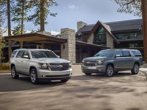 Chevrolet Suburban y Tahoe Premier Plus Special Edition 2019, dos SUVs con poder de sobra
