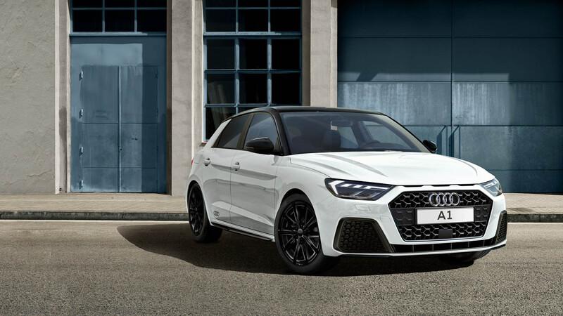 Audi suma edición especial del A1 de venta exclusiva online
