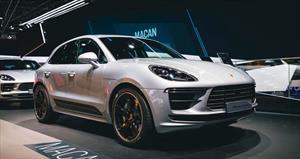 Nuevo Porsche Macan Turbo es más fuerte, más rápido y más ágil