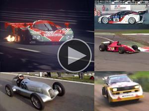 Top 10: Los autos de carreras con el mejor sonido del motor
