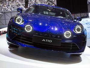 Alpine 110 debuta con las versiones Pure, Legend y GT4