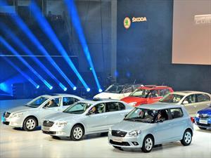 Skoda alcanza las 685.000 unidades vendidas en primeros nueve meses de 2013