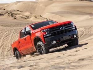 Chevrolet Cheyenne y Silverado 2019 llegan a México en cinco versiones