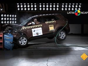 Hyundai Creta obtiene 4 estrellas en pruebas de choque de Latin NCAP