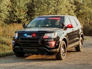 Ford Police Interceptor SUV, la patrulla más exitosa en Estados Unidos