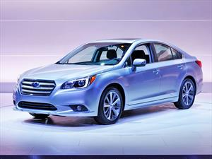 Subaru All New Legacy y Subaru All New Outback ya están en Chile