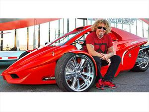 Tanom Invader Red Rocker Edition se presenta en el SEMA 2012
