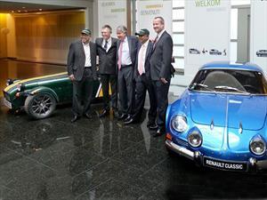Renault y Catheram se unen para revivir a la marca Alpine