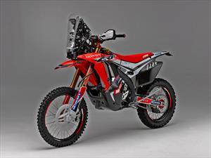 Honda presenta la nueva CRF450 Rally