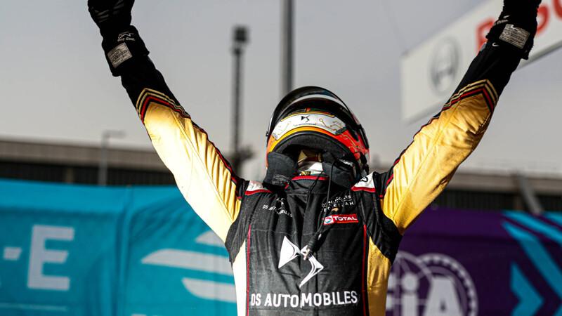 Da Costa y DS, campeones de la Fórmula E 2020